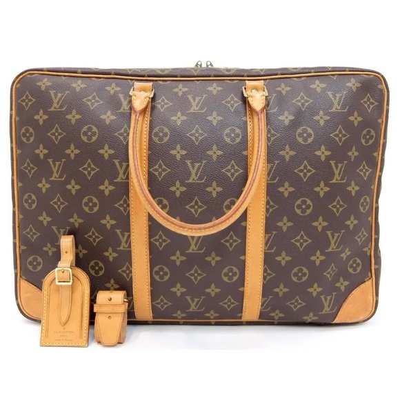 Louis Vuitton Bags   Suitcase Travel Bag Sirius Monogram   Poshmark d9563ee937
